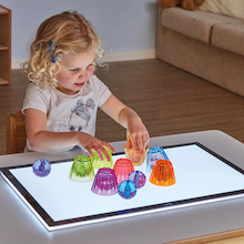 Medium Illuminating Light Panel for Table  medium
