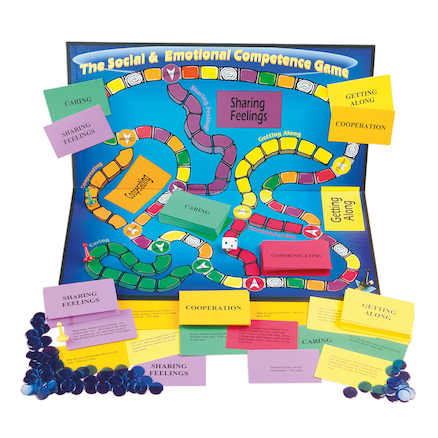 Social and Emotional Competence Game  large