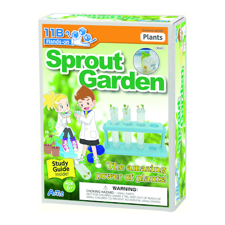 Sprout Garden Growing Plants Kit  large