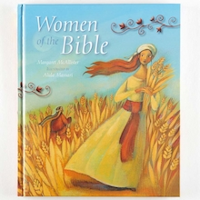 Women of the Bible Book  medium
