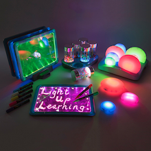 Sensory ICT Glow Set  medium