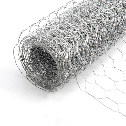 Steel Wire Modelling Mesh  large