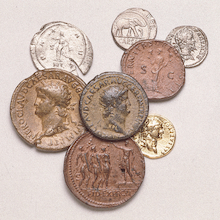 Replica Roman Coins 11pk  medium