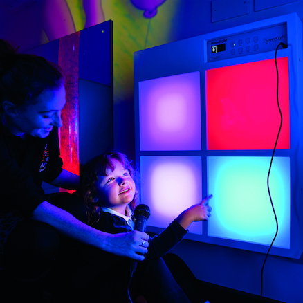 Interactive Moodlight Display  large