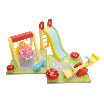 Small World Outdoor Playground Set  large
