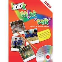 Look, Think, Talk Science Book and Cd  medium