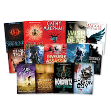 KS3 Murder Mystery Books 14pk  medium