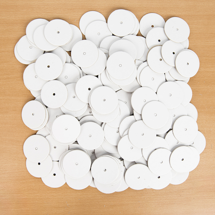 Thick Card Wheels 300pk  large