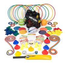Mini Leader Playground Kit and Activity Cards  medium