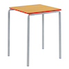 Crush Bent PU Edge Square Tables  small