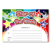 Star of the Week Certificate  small