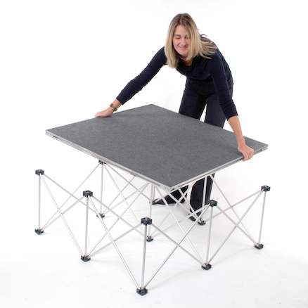 Ultralight Folding Staging Package C  large