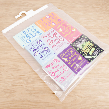 Large Book Bags pk of 10  large