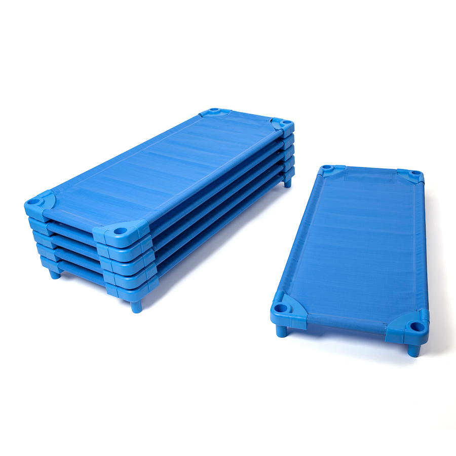 Buy Stacking Plastic Rest Beds Tts