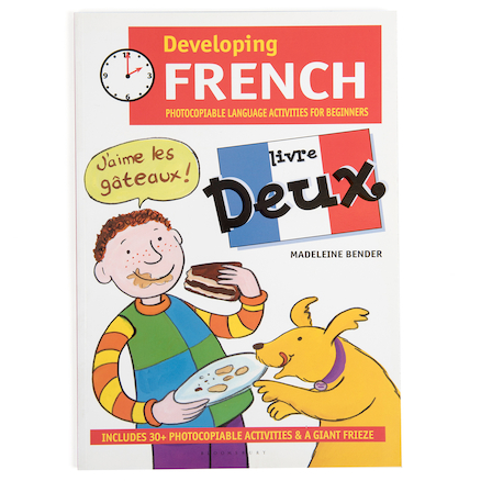 Developing French Book Livre Deux  large