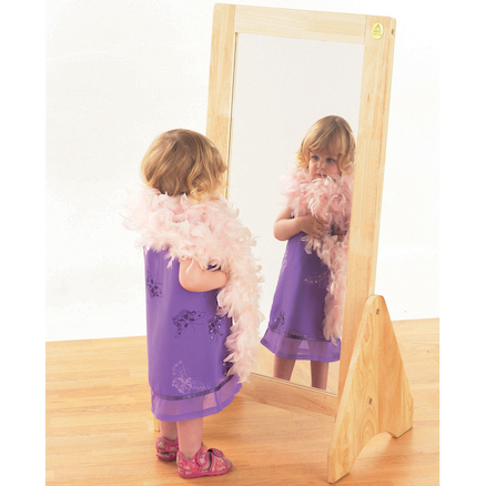 Large Dressing Up Mirror  large