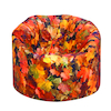 Nature Printed Children's Bean Bag  small