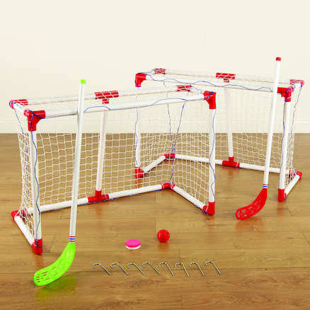 Hockey or Football Goals Complete Set  large
