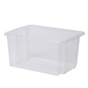 PlayScapes Clear Tubs 6pk  small