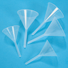 Plastic Funnels 10pk 5 x 75ml and 5 x 95ml  small