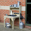 Outdoor Wooden Sink Unit  small
