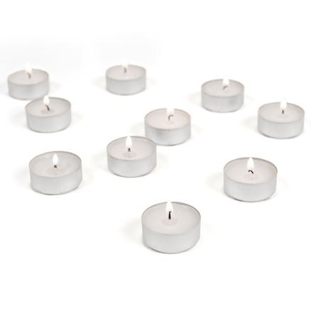 Tealights 10pk  large