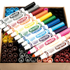 Crayola Broadline Washable Felt Tipped Pens 144pk  small