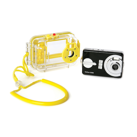 Underwater 5Mp Camera With Removable Casing  large