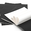 Matt Laminate Black Sketchbooks A4 40pk 120gsm  small