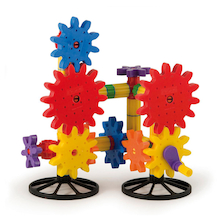 Gears Super Set 150pcs  medium