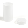 Small Opaque Pots With Lids 50pk  small