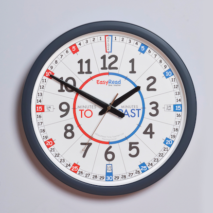 Easyread Time Teacher Clock  large