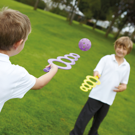 Playground Throw and Catch Skill Builder  large