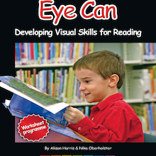 Eye Can Visual Skills Assessment For Reading Book  medium