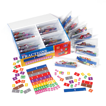 Fractions Hands On Kit  medium
