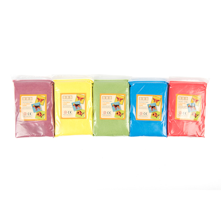 Assorted Coloured Craft Sand 1kg 5pk  large