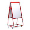 Mobile Magnetic Display Easels  small