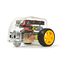 Pi2Go Raspberry PI Floor Robot Ultimate Kit  medium