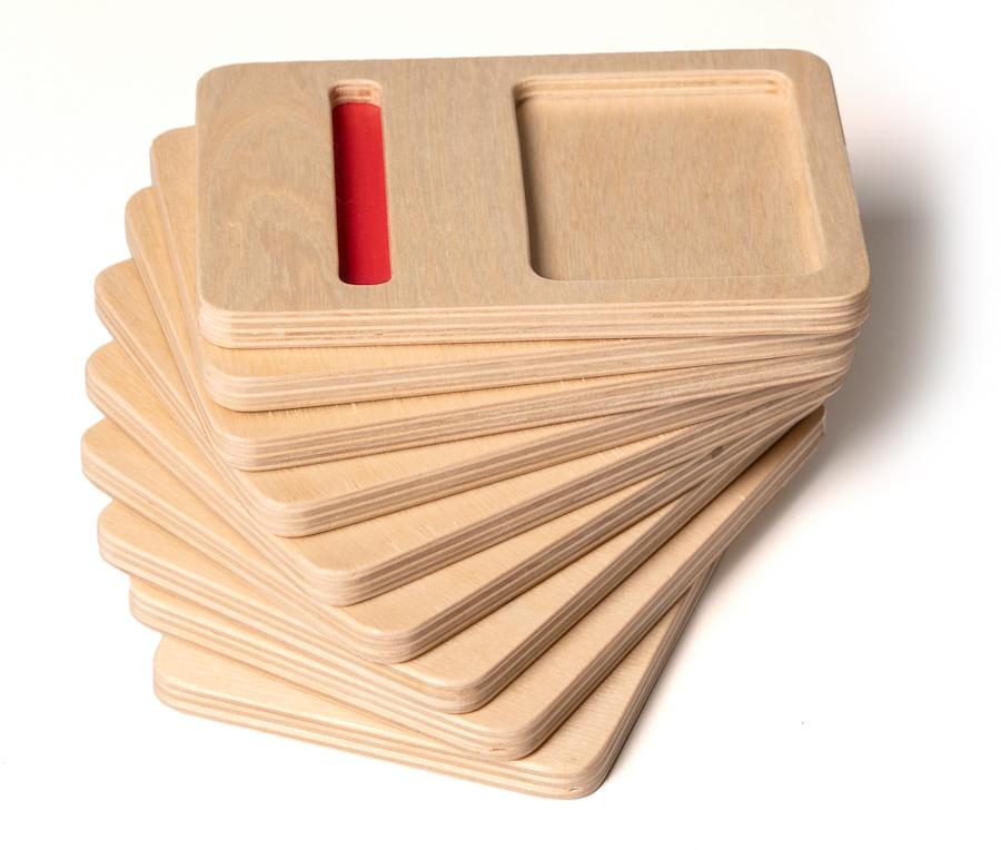 Buy Wooden Number Trays