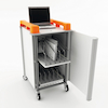 Lap Cabby Laptop Charging and Storage Unit  small