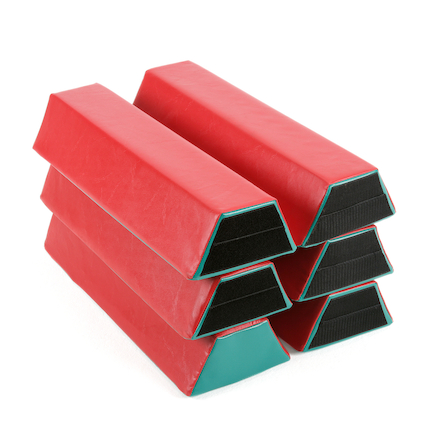 Segmented Foam Gym Beam 60cm 6pk  large