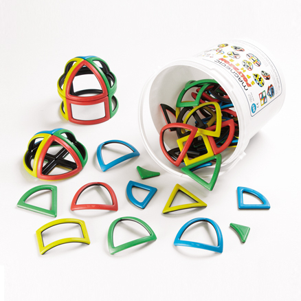 Polydron Sphera Magnetic Construction Set  large