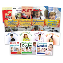 KS1 Helpers in our Community Books 16pk  medium