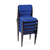 Visitors Area Stackable Chairs  small
