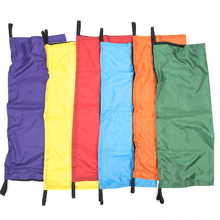 Two Person Parachutes 6pk  large