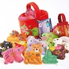 Washable Chinese New Year Festival Basket 16pcs  small