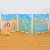 Portable Room Dividers  small
