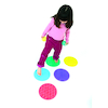 Sillishapes Sensory Circle Set 10pk  small