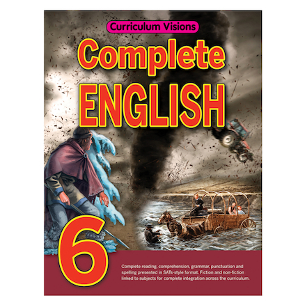 Curriculum Visions Complete English Book  large