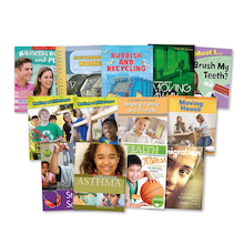 PSHE Book Pack KS2 14pk  medium